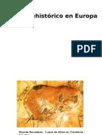 La Prehistoria en Europa
