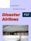 Disaster Airlines