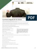 A primeira objeção de um cliente.pdf