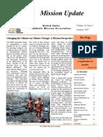 Summer 2007 Mission Update Newsletter - Catholic Mission Association