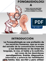 La Fonoaudiologia
