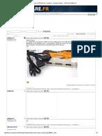 Equerre SATA [ACH] - Hardware - Achats & Ventes - ForUM HardWare