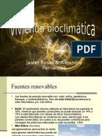 Vivienda Bioclimatica Power Point