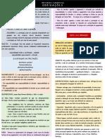 Obrigações e Direito de Familia  - DIREITO ROMANO