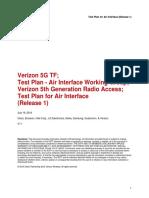 5GTF Test Plan AI v1p1