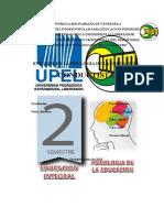 Trabajo Unidad 2 Psicologia de La Educacion