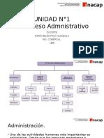 unidad n°1 Proceso Administrativo
