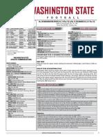 WSU 16FB Game Notes - Colorado