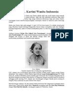 Biografi Ra Kartini