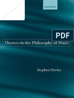 Themes in the Philosophy of Music.pdf