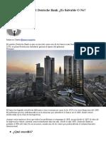 Por Qué La Crisis Del Deutsche Bank.docx