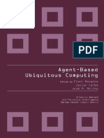 Agent Based Ubiquitous Computing Atlantis Ambient and Pervasive Intelligence.9789078677109.57478