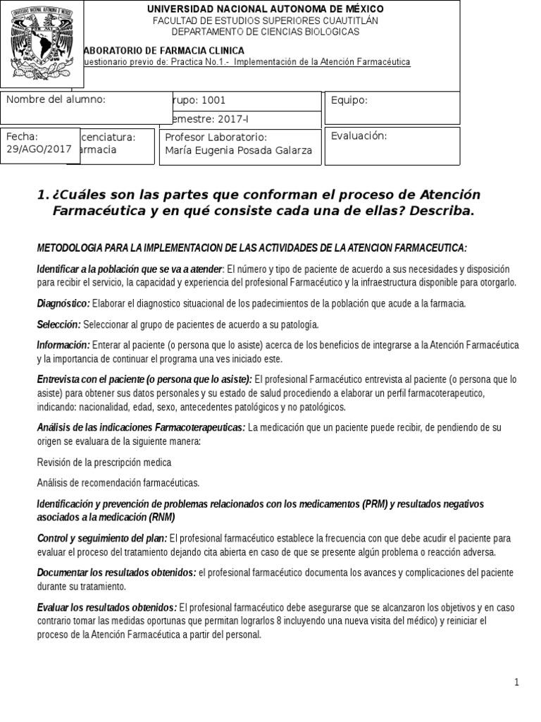 Bonito Ejemplo De Curriculum Farmacéutico Clínico Galería ...