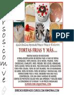 Tortas Frias - Tres Leches
