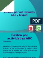 Costeo ABC y Truput