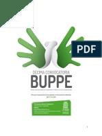 Convocatoria 2015- BUPE