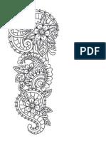 Diseño Para Sillas y Mesas