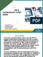 ARDS Case Study