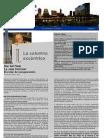 La columna Excentrica por el Arq. Carlos L. Dibar