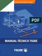 HIDRO Tg 008 13 Manual Técnico Tigre