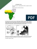 África Exercícios 2