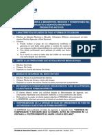 Informacion Beneficios Riesgos y Condiciones Activos