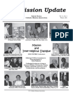 Winter 2002 Mission Update Newsletter - Catholic Mission Association