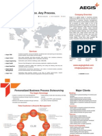 Aegis Factsheet March2010