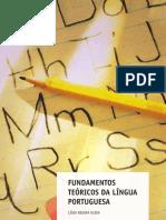 Fundamentos Teoricos Da Lingua Portuguesa