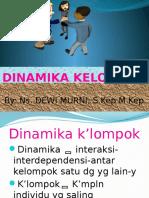 DINAMIKA KELOMPOK