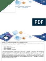 Guía de Actividades y Rúbrica de Evaluación – Fase 3 – Discusión