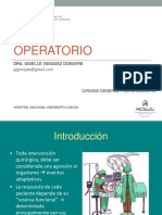 1 Pre-operatorio Usmp