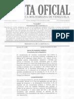 Gaceta Oficial Extraordinaria 6.272