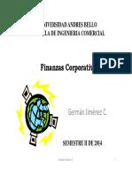 1 Finanzas Corporativas