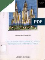 Ciudades Medianas y Gestión Urbana en América Latina- Pablo Jordán Fuchs
