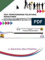 2. Kap, Pemrograman Pelatihan, Rekrutmen - Copy