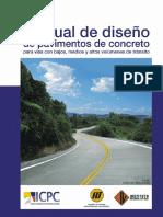Manual de Diseño de Pavimentos Colombia
