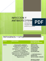 Patogenos y Antimicrobianos