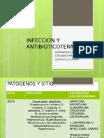 Patogenos y Antimicrobianos