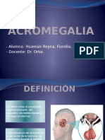 Acromegalia Exposicion