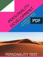 1 Personality Development