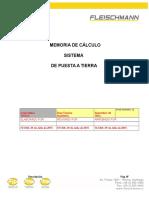 Memoria_Malla de Tierra P&G