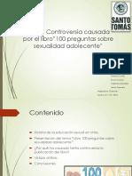 100 preguntas sobre sexualidad adolecente