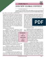 Winter 2008 Periodic Newsletter - Catholic Mission Association