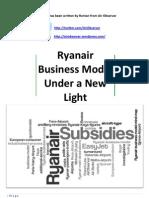 Ryanair Business Model under a new light