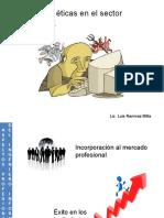 Implicancias Eticas en El Sector Informatico