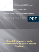 Uso del concreto