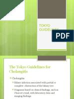 Tokyo Guidelines