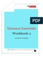 Semantics WorkBook