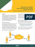 Cloud Computing Security Concerns